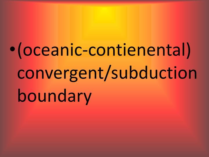 (oceanic-