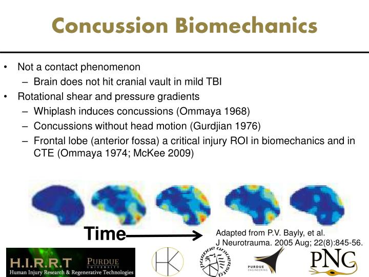 Concussion Biomechanics