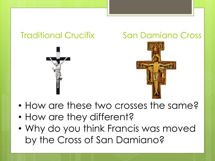 Traditional Crucifix       San