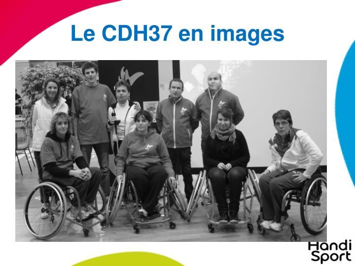 Le CDH37 en images