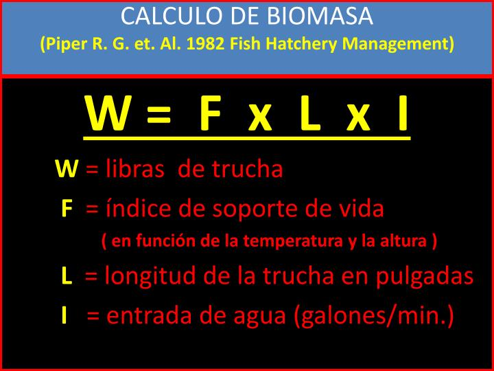 Ppt el cultivo de trucha arcoiris powerpoint for Alabama fish hatcheries