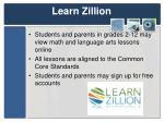 learn zillion