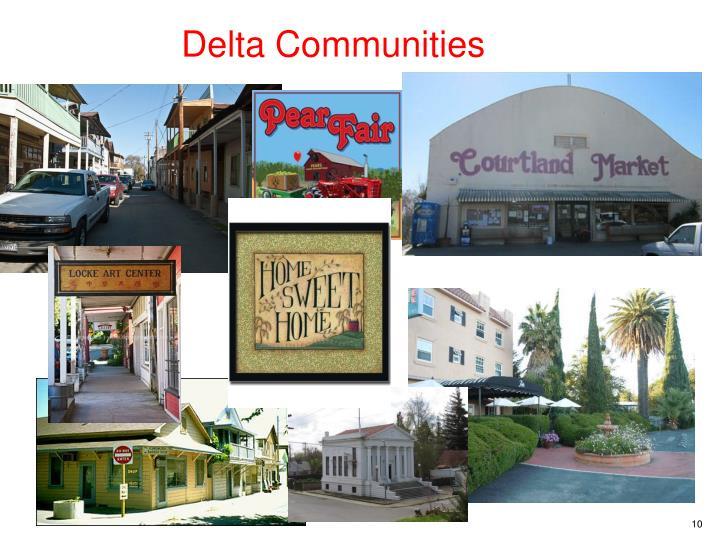 Delta Communities