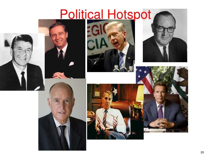 Political Hotspot