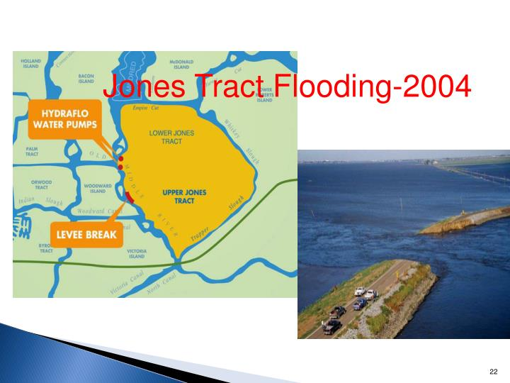 Jones Tract Flooding-2004