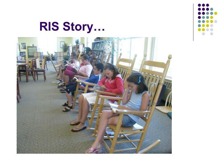 RIS Story…