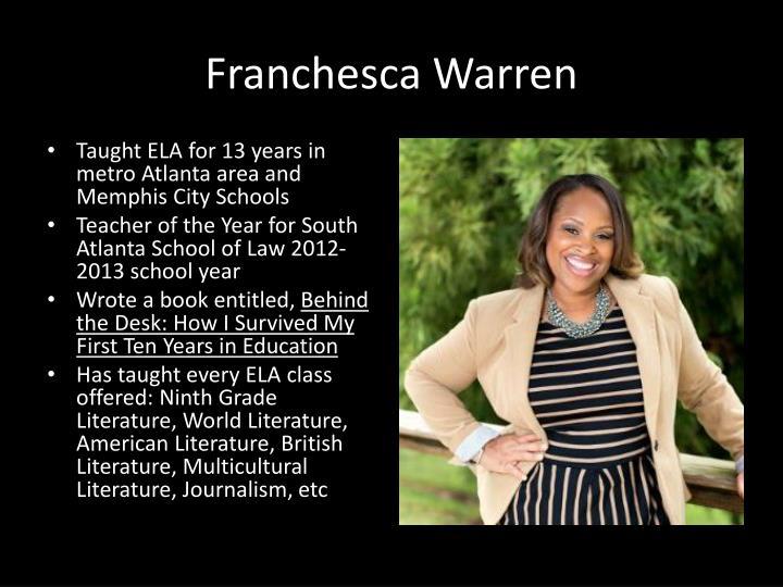 Franchesca Warren
