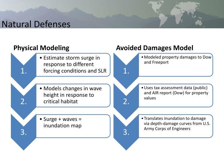 Natural Defenses
