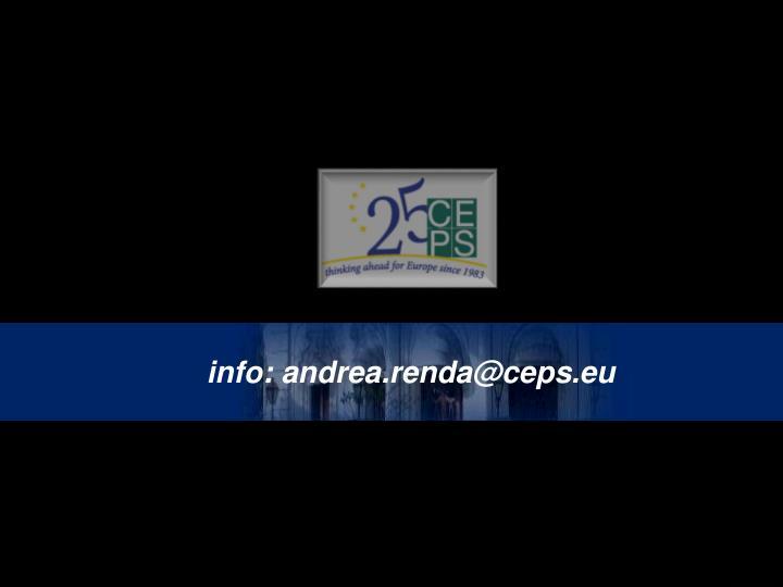 info: andrea.renda@ceps.eu