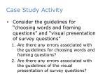 case study activity1