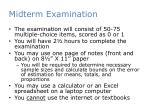 midterm examination1