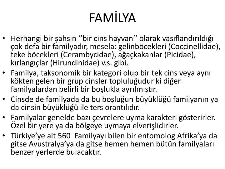 FAMLYA
