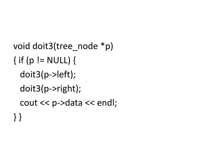 void doit3(