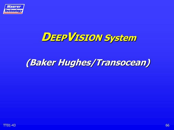 (Baker Hughes/Transocean)