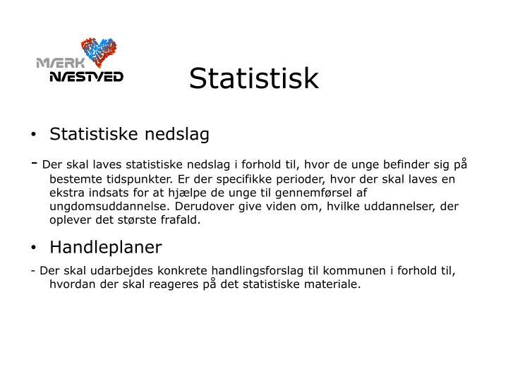 Statistisk