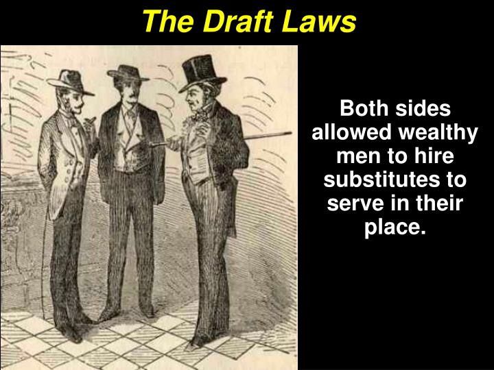 The Draft Laws