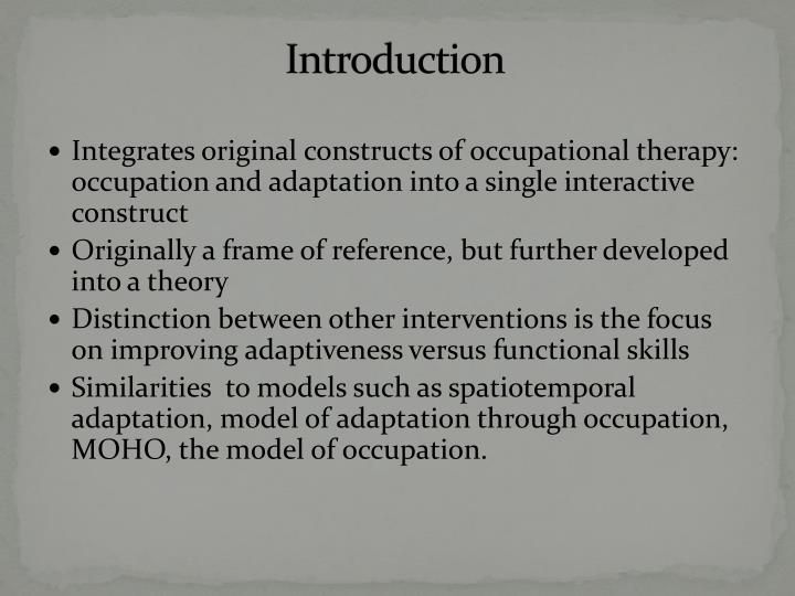 schutzs theory Fundamental interpersonal relations orientation (firo) is a theory of interpersonal relations, introduced by william schutz in 1958 this theory mainly explains.