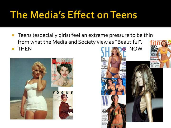 Negative Effects of the Media On Teenagers, essay by