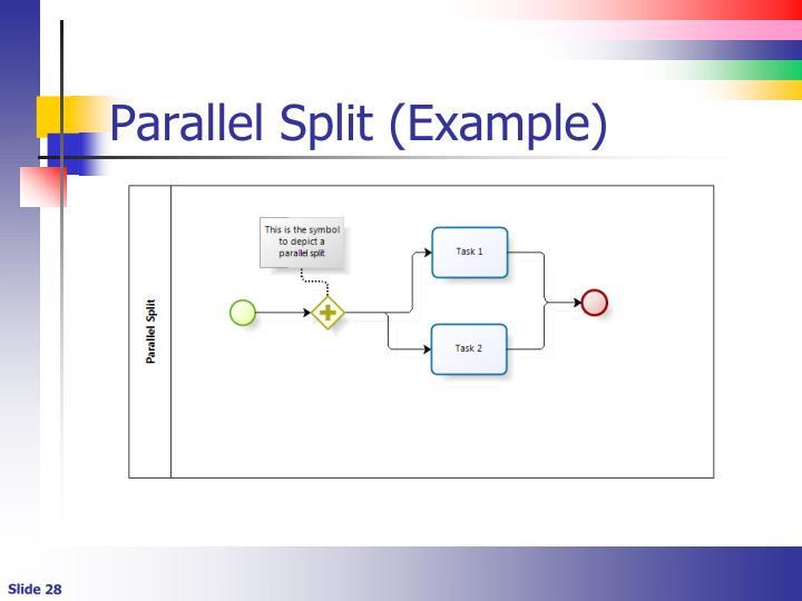Parallel Split (Example)