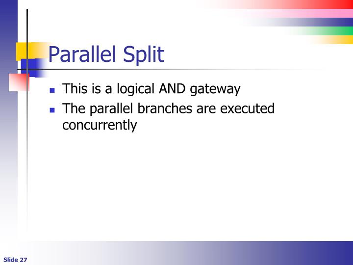 Parallel Split