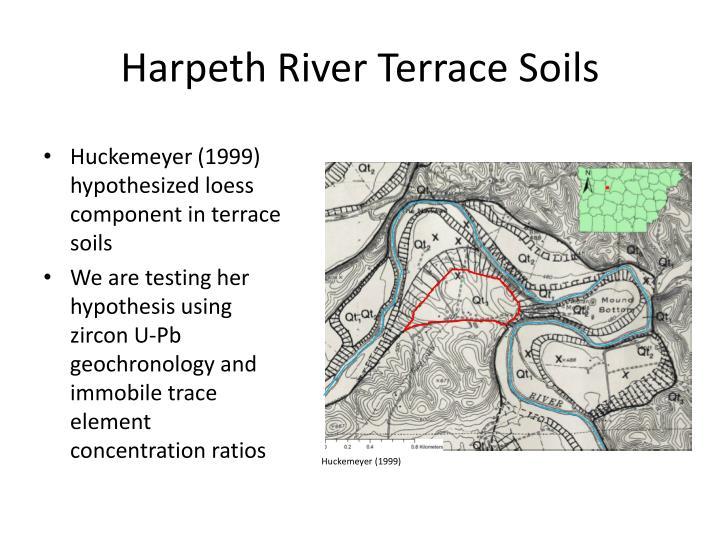 Harpeth River Terrace Soils