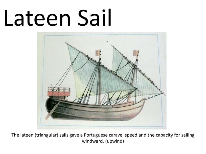 Lateen Sail
