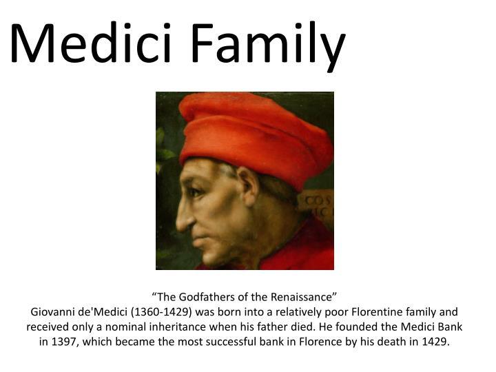 Medici Family