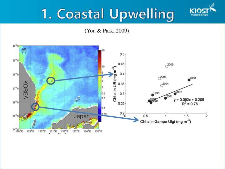 1. Coastal Upwelling