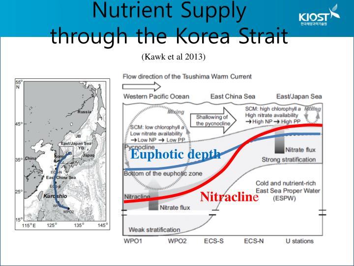 Nutrient Supply