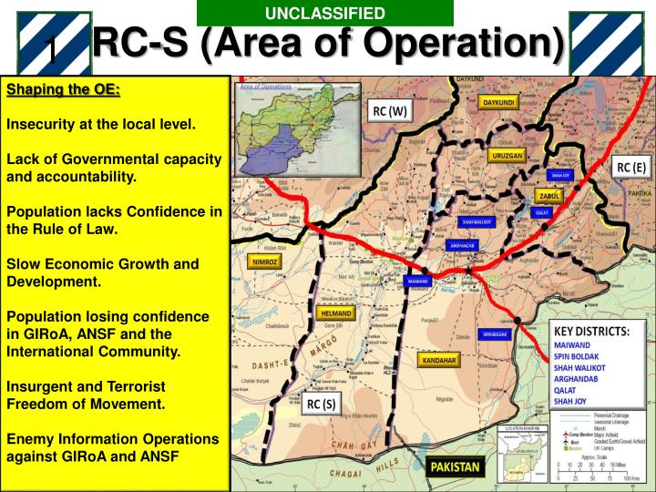 RC-S (Area of Operation)