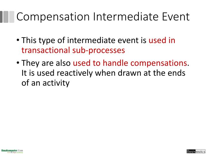 Compensation Intermediate