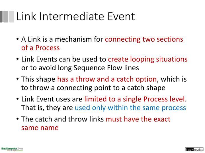 Link Intermediate