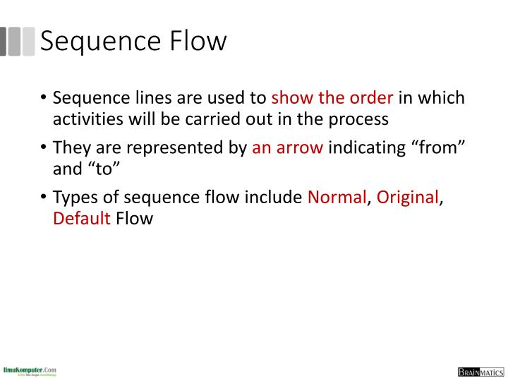 Sequence Flow