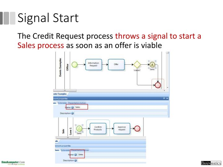 Signal Start