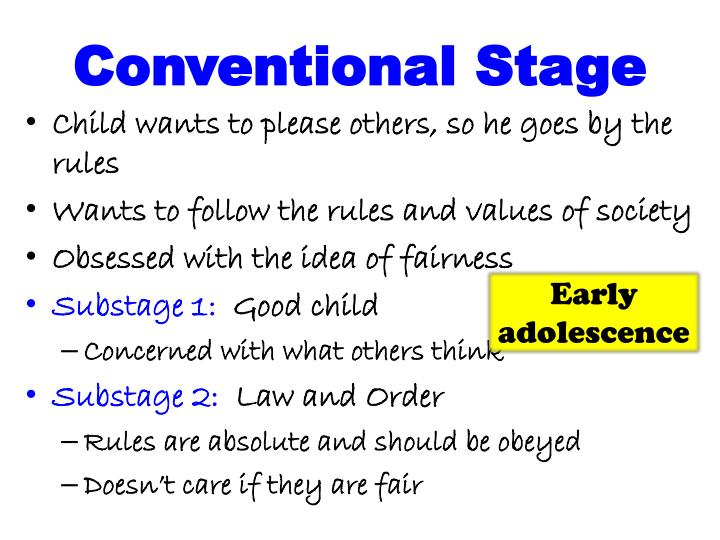 Conventional Stage