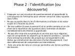 phase 2 l identification ou d couverte1