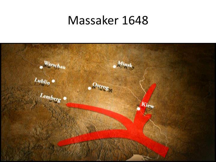 Massaker 1648