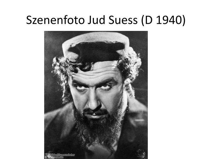 Szenenfoto Jud Suess (D 1940)