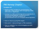 pmi norway chapter2