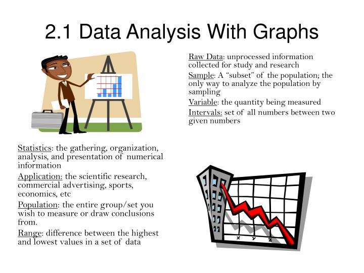 2 1 data analysis with graphs