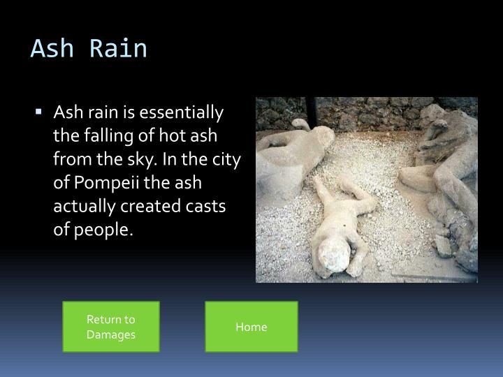 Ash Rain