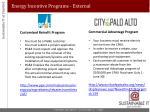 energy incentive programs external