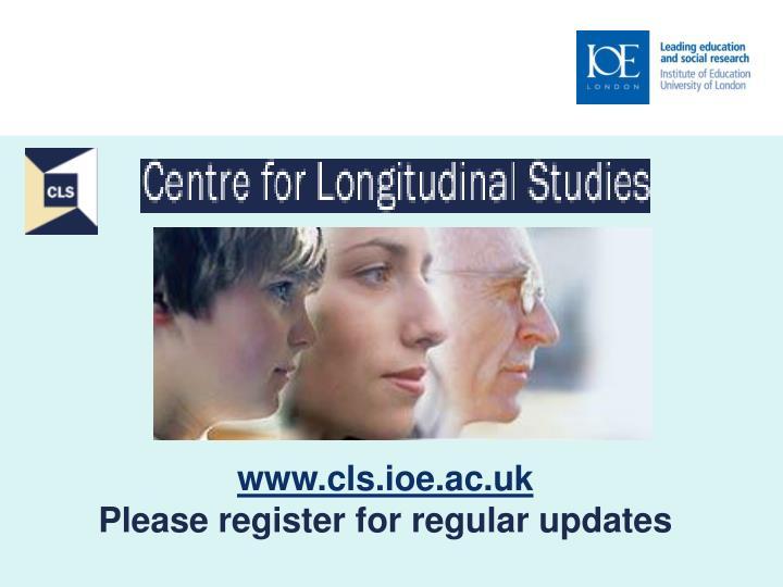 www.cls.ioe.ac.uk