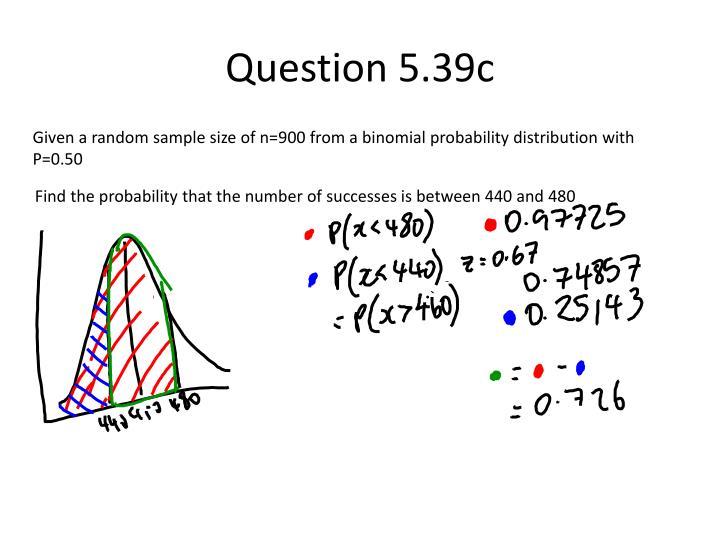 Question 5.39c