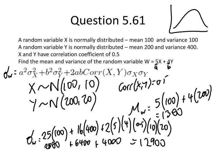 Question 5.61