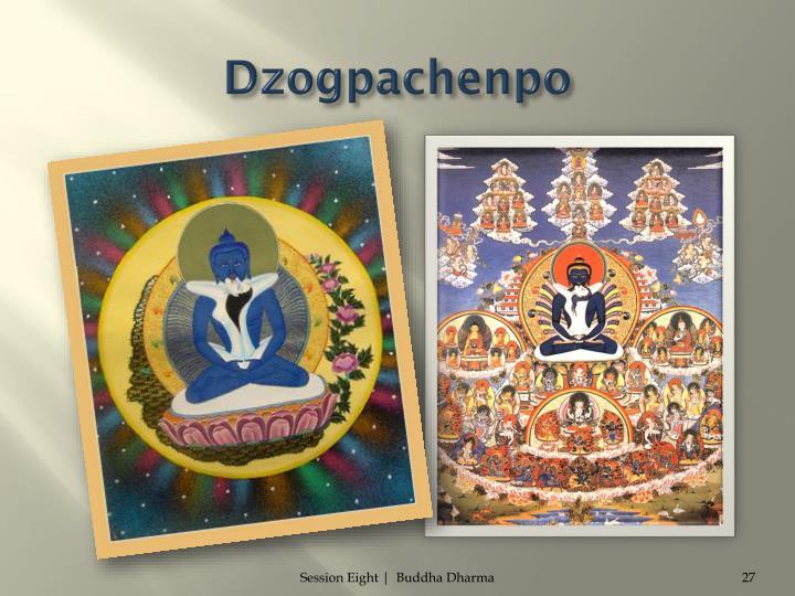 Dzogpachenpo