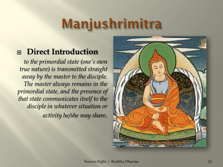 Manjushrimitra