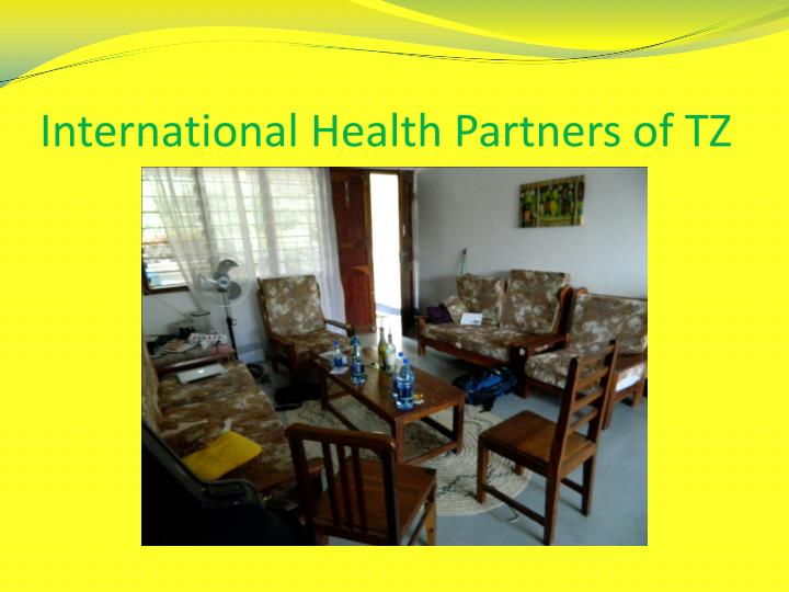 International Health Partners of TZ