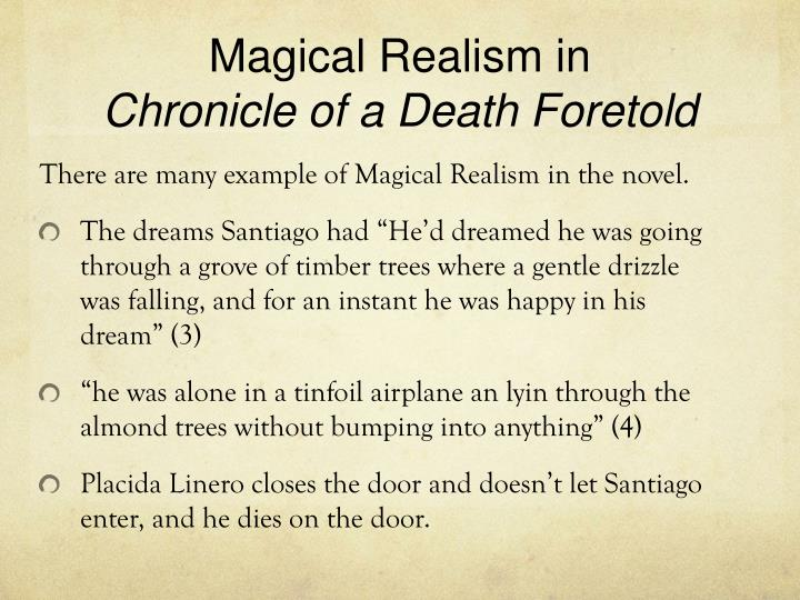 Magical Realism in