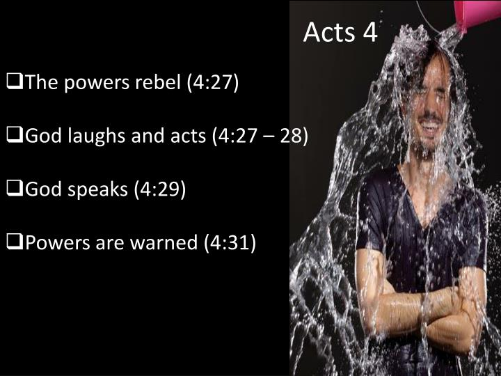 Acts 4